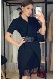 Сукня «Арина» чорного кольору