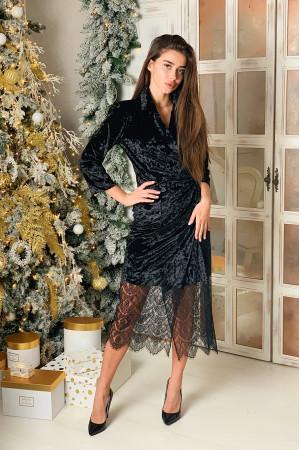 Сукня «Бліс» чорного кольору