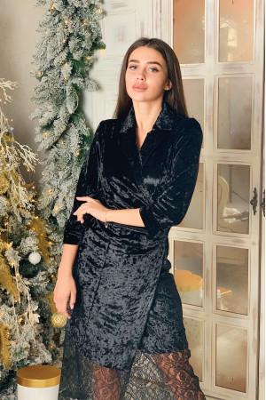 Платье «Блис» черного цвета