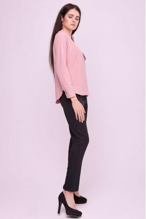 Блуза «Лексия» цвета пудры