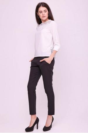 Блуза «Вінтер» білого кольору