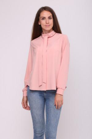 Блуза «Монта» кольору пудри