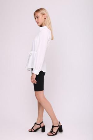 Блуза «Мейсі» білого кольору