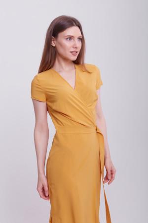 Сукня «Бенедикта» гірчичного кольору