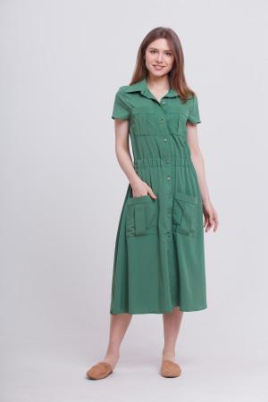 Сукня «Гейл» зеленого кольору