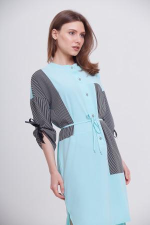 Сукня «Ерсела» блакитного кольору