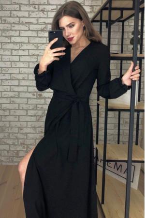 Сукня «Кароліна» чорного кольору