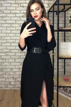 Сукня-жакет «Нора» чорного кольору