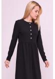 Сукня «Вінтей» чорного кольору
