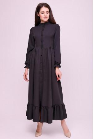 Сукня «Брайді» чорного кольору