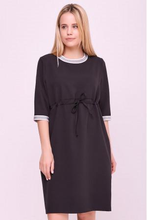 Сукня «Карисса» чорного кольору
