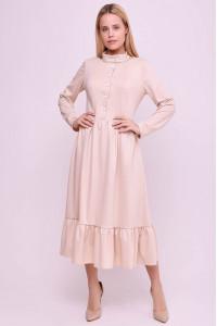 Сукня «Беліта» кольору пудри
