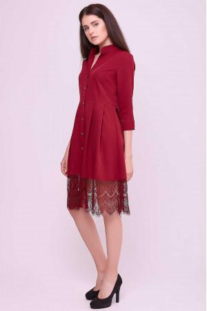 Сукня «Дайзи» червоного кольору