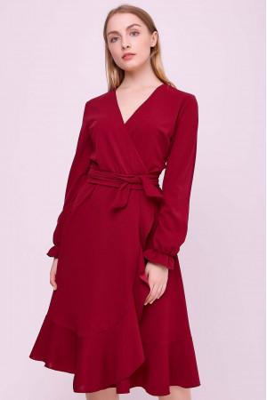 Сукня «Вівіт» червоного кольору