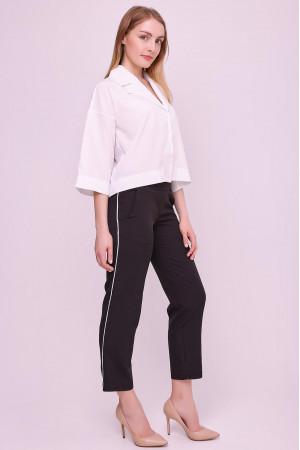 Блуза «Івет» білого кольору