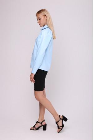 Блуза «Даркі» блакитного кольору