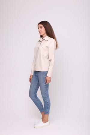 Блуза «Даркі» бежевого кольору