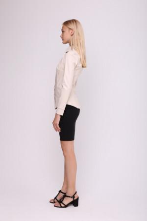 Блуза «Шаніка» бежевого кольору