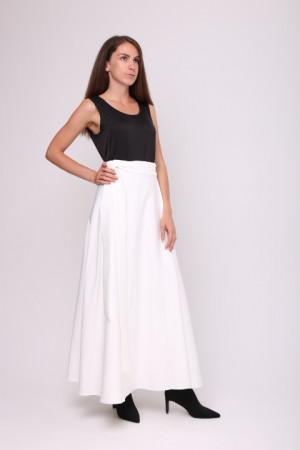 Юбка «Авелина» белого цвета