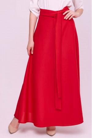 Юбка «Авелина» красного цвета