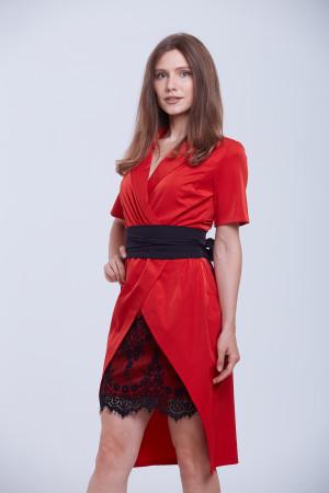Сукня «Аріна» червоного кольору