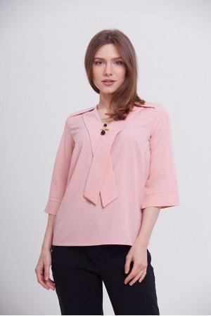 Блуза «Лідія» рожевого кольору