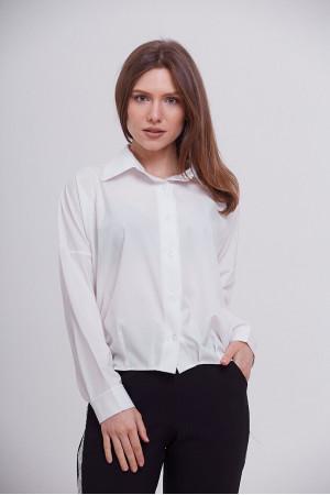 Блуза «Белста» білого кольору
