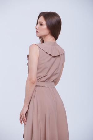 Сукня «Моніка» кольору какао