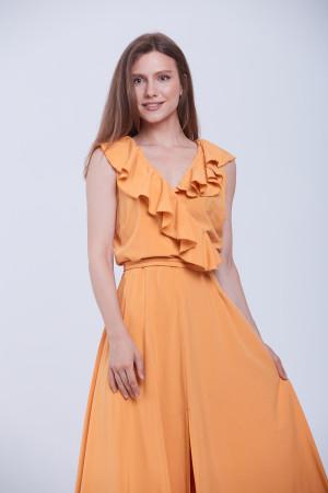 Сукня «Моніка» жовтого кольору