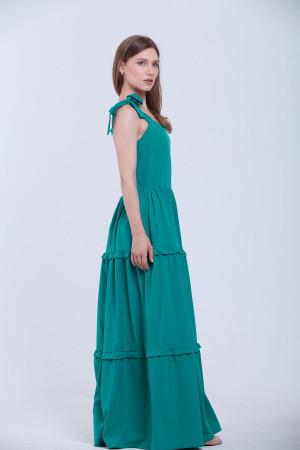 Платье «Ассоль» бирюзового цвета