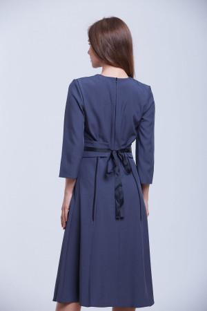 Сукня «Люпін» кольору графіт