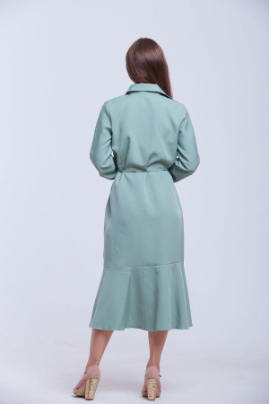 Сукня «Аврора» бірюзового кольору