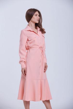 Сукня «Аврора» кольору пудри