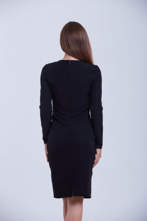 Сукня «Данія» чорного кольору