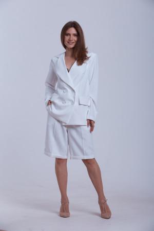 Костюм «Ребека» белого цвета  52 размер