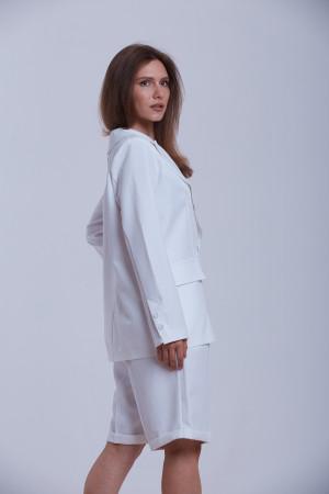 Костюм «Ребека» білого кольору