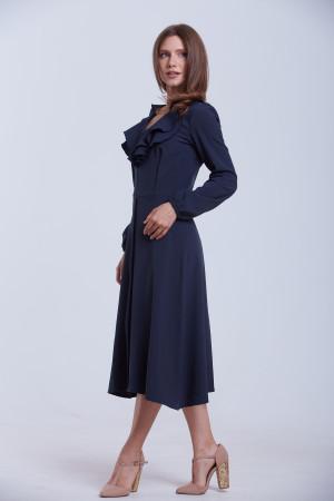 Сукня «Тіффані» темно-синього кольору