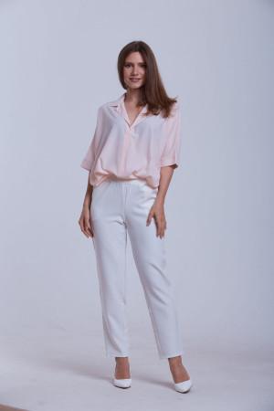 Блуза «Берта» кольору пудри