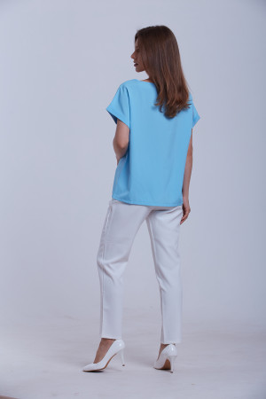 Костюм «Сати» голубого цвета