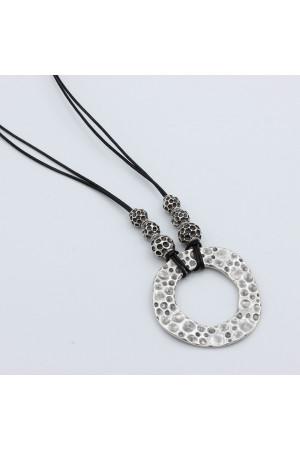 Кольє «Місячне Плато» (срібло)