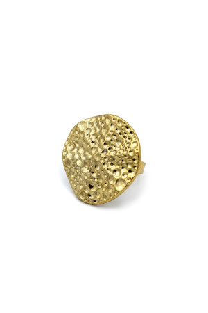 Кольцо «Лунное Плато» (золото)