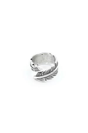 Кольцо «Белое перо»