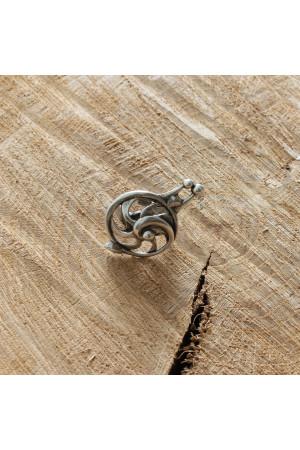 Перстень «Перлова скойка»