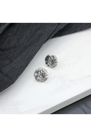 Сережки-пусети «Олива»