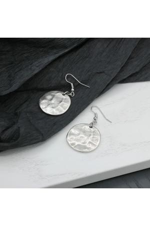Сережки «Монета Електрум»