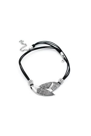 Кольє «Птаха» срібло