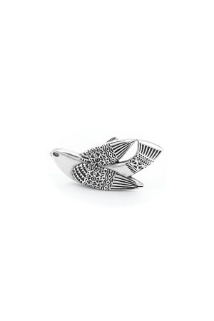 Перстень «Птаха» срібло