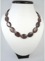 Ожерелье «Овал» из яшмы