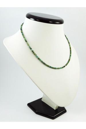 Ожерелье «Кристалл» из яшмы