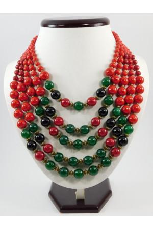 Ожерелье «Пятирядное»